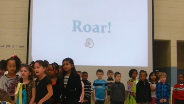1st Grade Video 2 2013