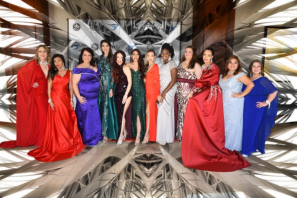"""Woman of Achievement Pageant """"CROWNING"""" September 4th to 6th 2021 . DOUBLE TREE."""