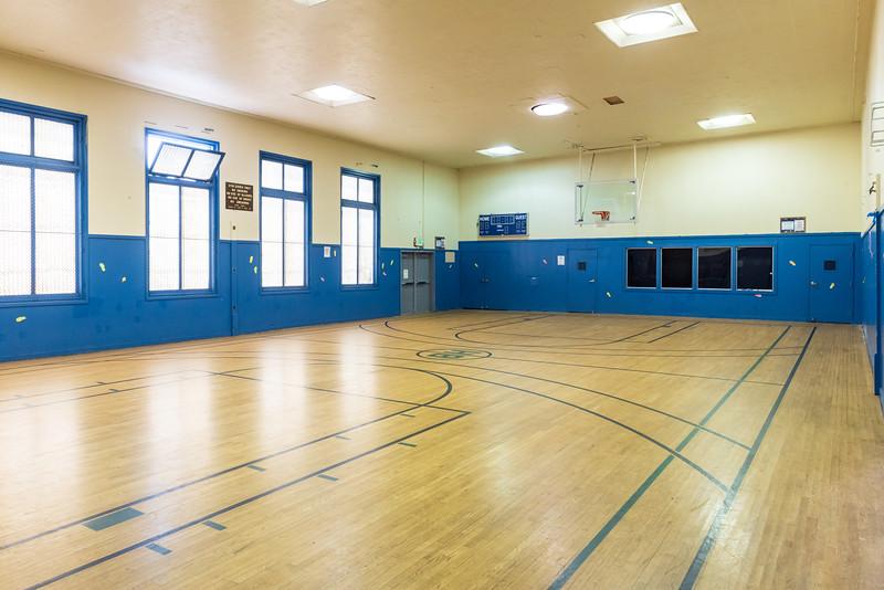 Bernal Heights Rec Center - June '19