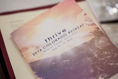 2016 Colorado Retreat Slideshow