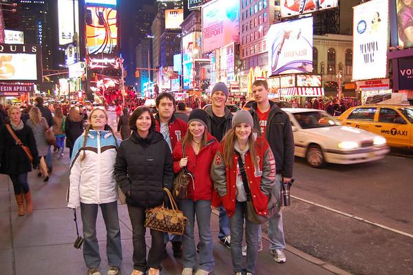 New York City Interim 2009