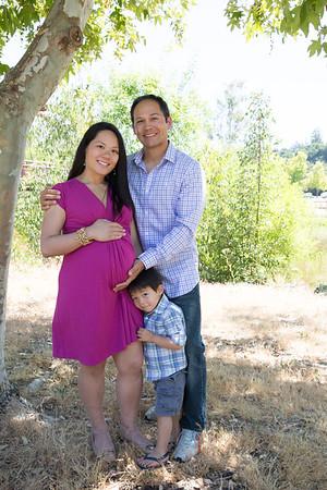 Pregnancy Photo Shoot - June 2015