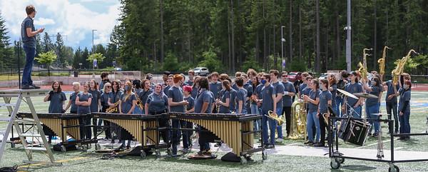 Tahoma Senior High Band 2020-2021