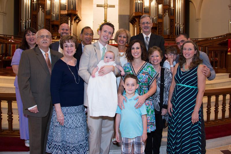07.27 Vaughn Baptism