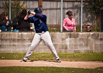 NHS Freshman Boys Baseball, 2011