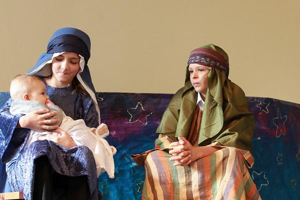 Children's Nativity 2014
