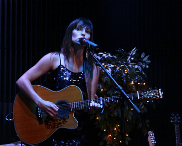 Sarah Blacker, at River House Music Hall