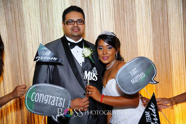 Mala & Suresh Wedding Photo Booth