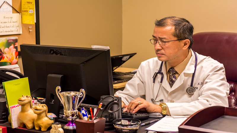 Dr. Cameron Luo