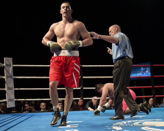 Global Legacy Boxing - The Tribute - April 22, 2016