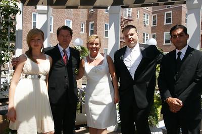 Baranowski Wedding.  August 1, 2009