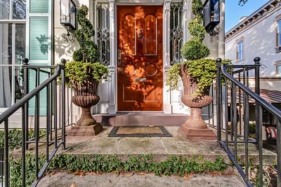 509 Whitaker Street Front Door  MLS