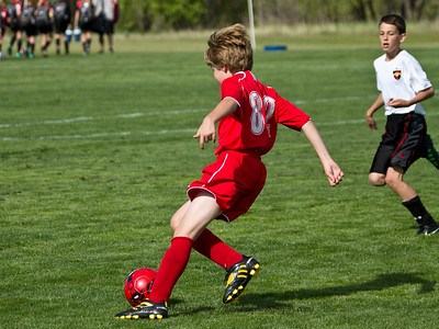 2010 to 2011 - U11 Gold Soccer