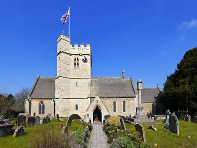 Headington (8 Churches)