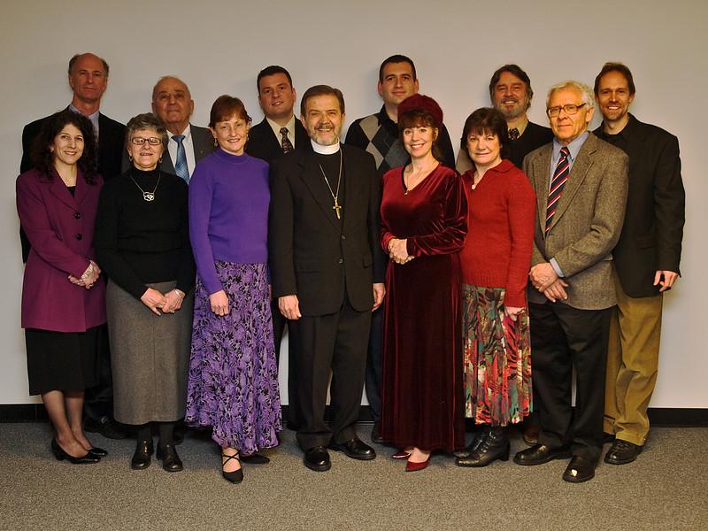 Parish Council 2011