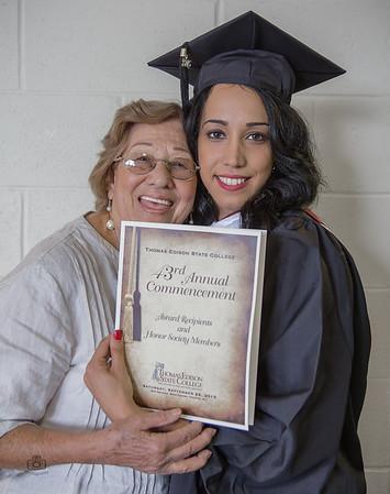 Alana 's Graduation