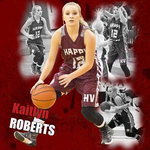Happy Valley's Kaitlyn Roberts