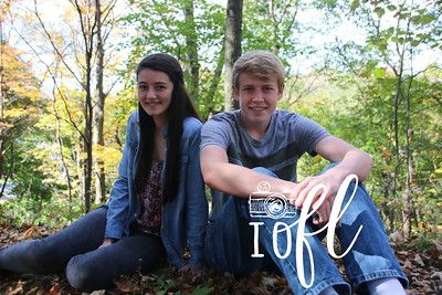 10-22-17 Class of 2018 Dylan and Bri
