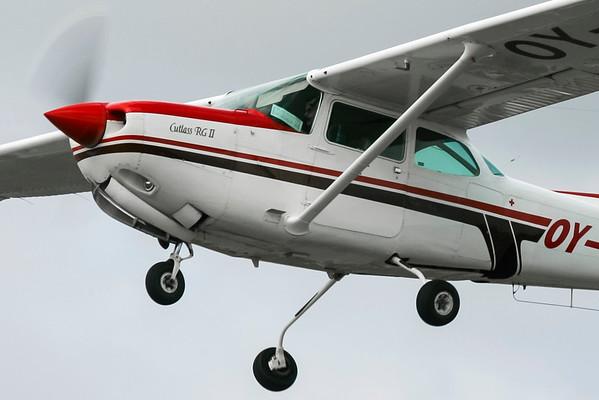 OY-TLE - Cessna 172RG Cutlass RG II