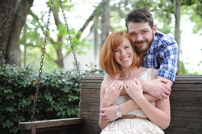 Megan & James
