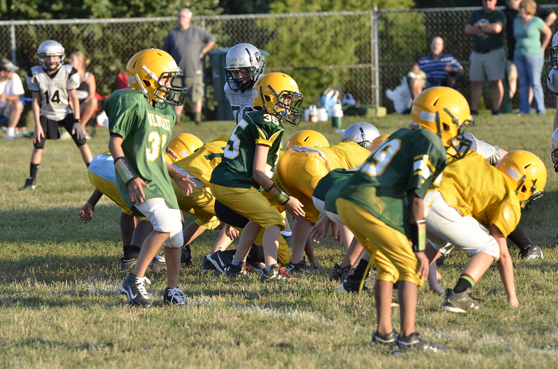 Wildcats vs Raiders Scrimmage 195.JPG