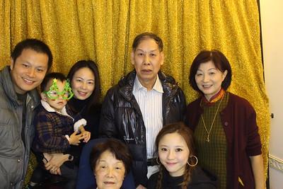 Yixin 景叔榮休之喜 17th Dec 2017