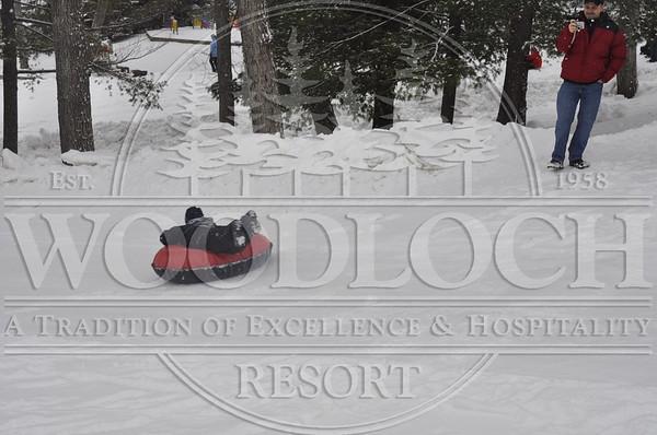 January 8 - Snow Tube