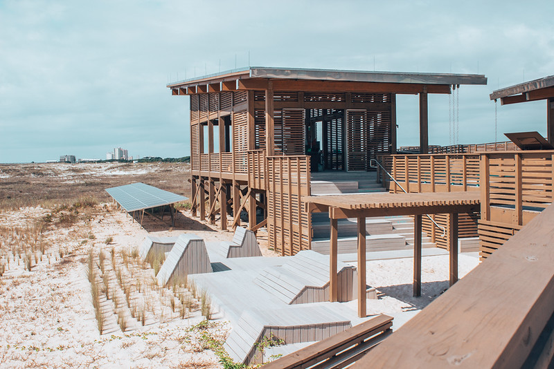 gulf state park interpretative center