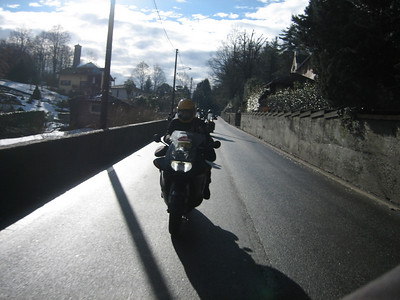 8 Febbraio 2009 - Lago Maggiore