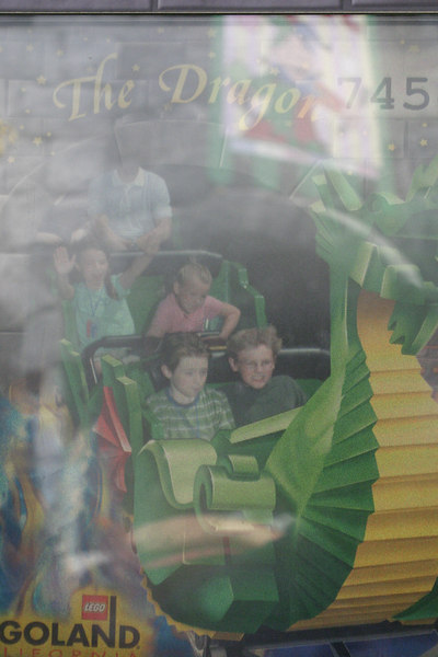 Lego Land with Newtons