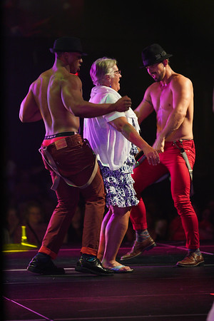 Chippendales Show Pics