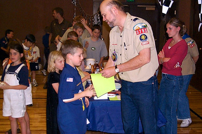 2000-05-08 Pinewood Derby