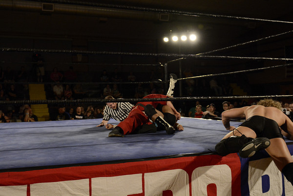 Metro Wrestling 2013