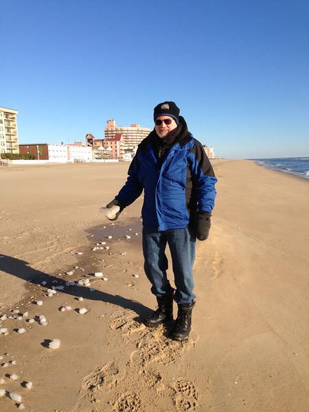 Ocean City Jan 2013