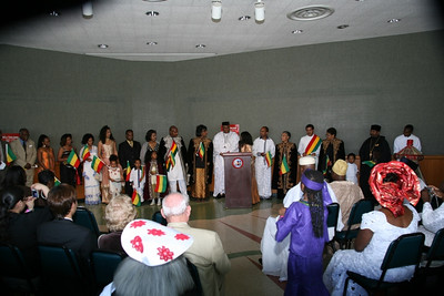2006 Uganda Induction Ceremony Pictures