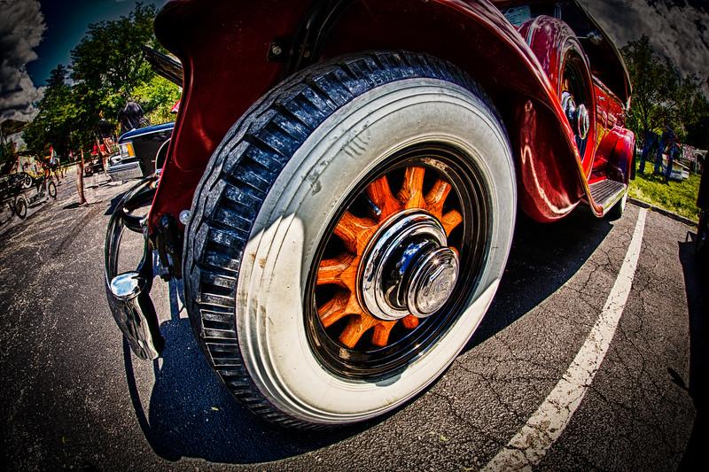 1932 Buick Phaeton