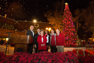 Holiday Tree Lighting - November 30, 2017