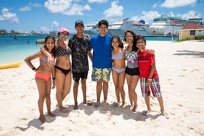 Carnival Victory Miami to Bahamas 7/2017