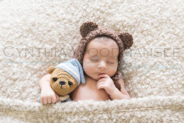 Markie {Newborn}