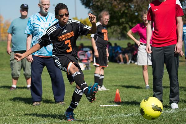 Soccer - Skills