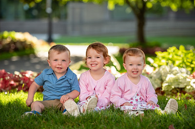 White Family Cousins
