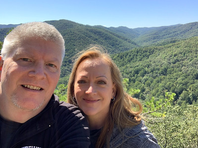Blue Ridge Selfies
