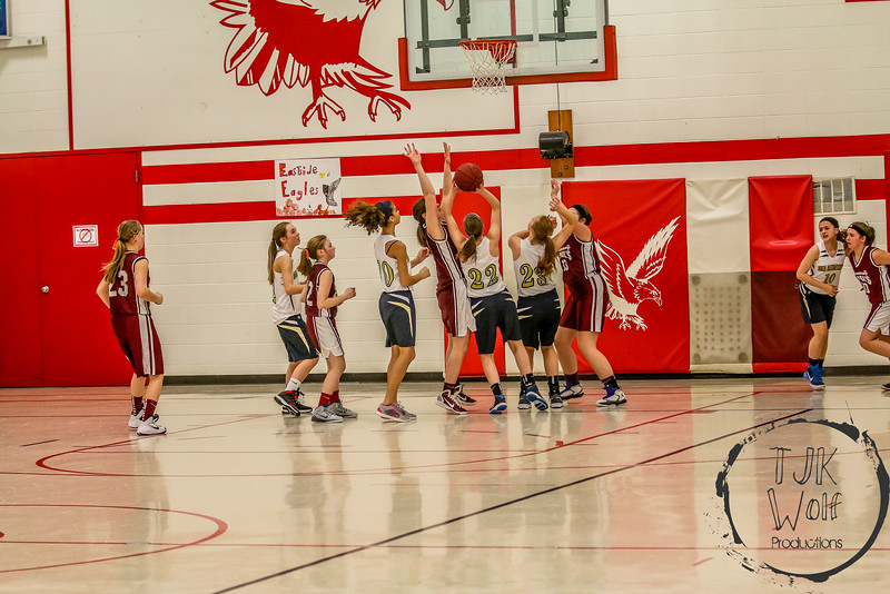 Badger A Girls Basketball