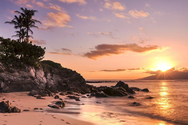 Kapalua Beach - Maui