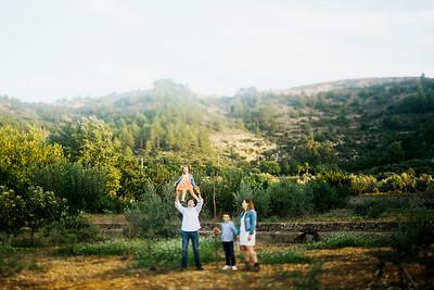 sara + sergio costa blanca family photography