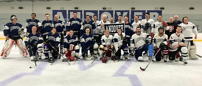 Co-Ed Alumni and Parents Hockey Game 2019