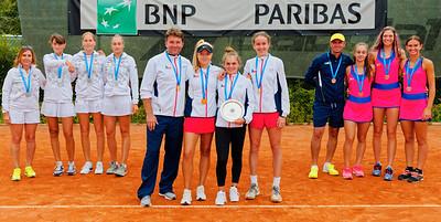 Day 3 - 2021 European Summer Cups Girls 16 Finals