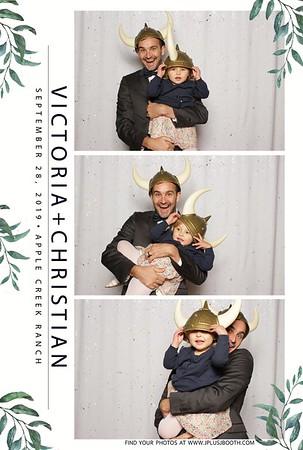 Victoria & Christian 9-20-19