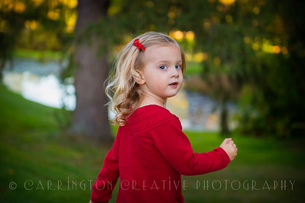 Sierra's Fall Portraits
