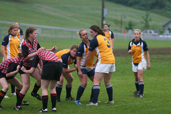 Girls Rugby 2007